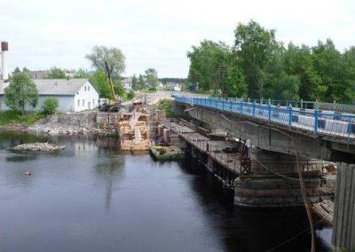 Реконструкция малой гидроэлектростанции «Ляскеля»